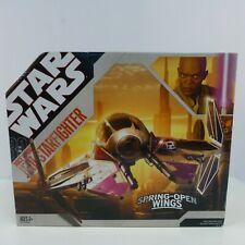 Mace Windu/'s Jedi Starfighter 2006 STAR WARS Saga Collection MIB