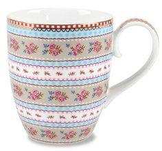 Love this ribbon rose porcelain mug http://rstyle.me/n/jjfx5nyg6