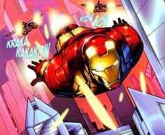 Iron Man by Ron Lim