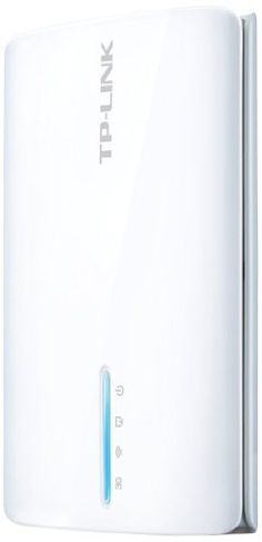 TP-LINK Portable Battery Powered 3G/3.75G Wireless N Router - TL-MR3040 by TP-Link. $49.99. TP-LINK's TL-MR3040 is a truly mobile wireless networking platform that when paired with a 3G USB modem, is able to broadcast a wireless signal at up to 150Mbps around a room, creating a mobile office or entertainment network for up to five devices to access the Internet simultaneously. The device is the ideal travel companion, with pocket-sized dimensions and powered by it...