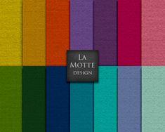 felt digital paper color felt backgrounds digital by Lamottedesign