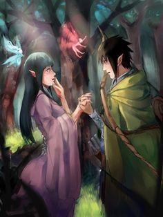 Fanfic / Fanfiction de Naruto - O Bosque Verde - Capítulo 1 - Capítulo Único