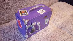 Money box  keepsake case bank box gift to от PaintingTatyana