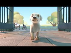 Animation by Southeastern Guide Dogs - Music created by Marshmello and Bastille Short Film Video, Video Film, Happy Music Video, Music Videos, Best Short Films, Movie Talk, Guide Dog, Film D'animation, Service Dogs