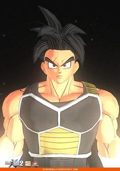 Mi avatar de Dragon Ball Xenoverse 2