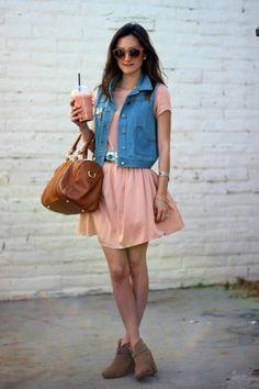 Frankie Hearts Fashion with our Kaylin bag!
