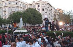 Grandiosa procesión y consagración de Lisboa a la Virgen de Fátima - El Perú necesita de Fátima