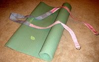 Toot Sweet! Handbags: DIY: Yoga Mat Strap