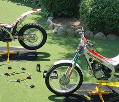 Mecánica para la moto de Trial | Tutoriales para un óptimo mantenimiento - Trialworld