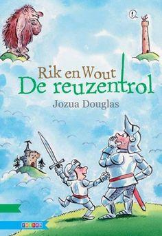 De reuzentrol/Jozua Douglas  Wout en Rik gaan de prinses bevrijden die door de reuzentrol ontvoerd is. Ridder Rik is bang, want eerst moeten ze langs de stinkende ridders. Zijn zoon Wout helpt hem. Avi: E4. B(oeken).O(ver)J(ongens) is dé serie boeken voor jongens van 7 tot en met 12 jaar. Alleen door een jongenspanel goedgekeurde boeken zijn in de serie opgenomen. Spanning, avontuur, actie en humor zijn in dit boek mooi verwerkt. Aanbevolen om zelf te lezen door groep 4 en voorlezen aan…