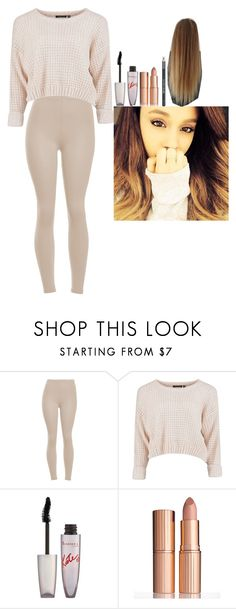 """""""Lazy Day With Ariana"""" by aldeem-khaleel on Polyvore featuring interior, interiors, interior design, home, home decor, interior decorating, Rimmel, Charlotte Tilbury and Barry M"""
