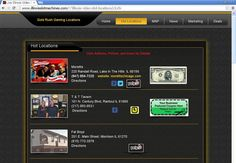 We have been busy building great new micro-sites for our Gold Rush Establishments that have gone live!