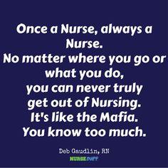 TODAY'S QUOTE: #ForeverNurse #nursebuff #nursingquote #nursequote