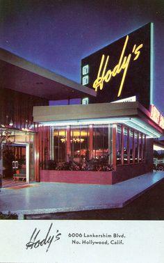 Hody's Restaurant, Hollywood CA | Flickr - Photo Sharing!
