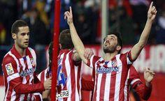 El Atlético es líder de la liga, 18 años después