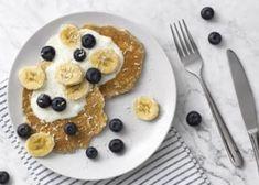 30 recetas ligeras para el almuerzo que ayudan a adelgazar Waffles, Pancakes, Sin Gluten, Yogurt, Berries, Lose Weight, Healthy Eating, Fresh, Breakfast