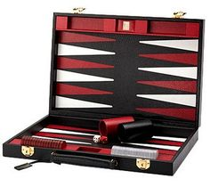 Backgammon is one of my all time favorite games. I've been playing since I was 17....    Splendid Sass: GAMES PEOPLE PLAY
