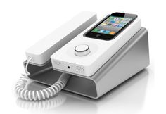 10 Desirable Docks That Turn Your iPhone Into a Desk Phone