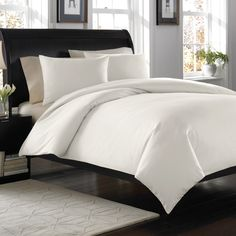 White Duvet Cover - Bed Bath & Beyond