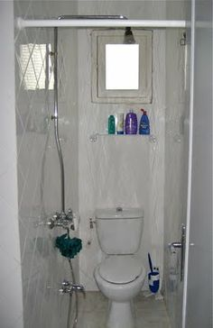 I M Not Sure A Fan Of The Toilet In Shower