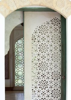 door, mughal suite, shangri la, honolulu