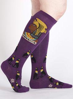 High Elasticity Girl Cotton Knee High Socks Uniform The Black Crow Women Tube Socks