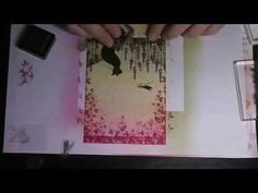 Cardcraft Tutorial 1 by Lavinia Stamps - YouTube