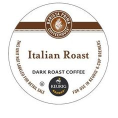 BARISTA PRIMA ITALIAN ROAST K CUP COFFEE 72 COUNT ** Visit the image link more details.