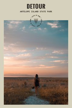 Antelope Island State Park in The Great Salt Lakes is one of the best places to view Utah wildlife close to Salt Lake City.