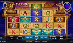 Pyramid: Quest for Immortality - Otvorte dvere do starobylého sveta faraónov a bohov a zažite fantastickú cestu časom, s hracím automatom Pyramid: Quest for Immortality. Táto hra ponúka tisíce možností na výhru. #hracieautomaty #vyherneautomaty #automatovehry #vyhra #jackpot #Pyramid