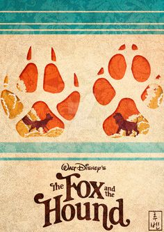 Disney Classics 24 The Fox and the Hound by Hyung86