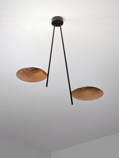 CEILING LIGHT by CATELLANI & SMITH favorited by LIGHTBOX AMSTERDAM
