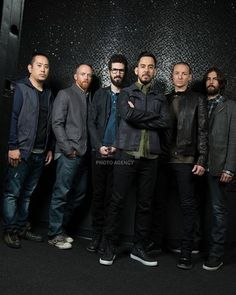 Another Great Group photo! X lp #fans #rock #linkinpark