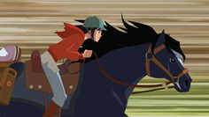 LenasRanch2_Bild1 Disney Horses, Le Ranch, Horse Animation, Star Stable, Movie Themes, Horse Drawings, Cute Horses, Breyer Horses, Disney Wallpaper