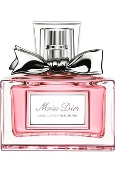 DIOR Miss Dior Absolutely Blooming Eau de Parfum Spray - the new floral bouquet for women: http://www.escentual.com/missdior016