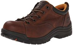 http://picxania.com/wp-content/uploads/2017/08/timberland-pro-womens-63189-titan-oxfordbrown9-m.jpg - http://picxania.com/timberland-pro-womens-63189-titan-oxfordbrown9-m/ - Timberland PRO Women's 63189 Titan Oxford,Brown,9 M -   Price:    Premium soft leather uppers for comfort and minimizes break-in time. Padded collar with a leather heel pull tab. Moisture-channeling spacer mesh comfort lining with integral anti-microbial keeps foot dry and comfortable. Contoured OrthoLite