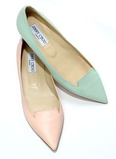 The Sweetheart Gift Guide - Jimmy Choo flats, $550 per pair, nordstrom.com.