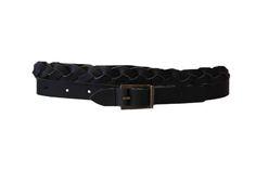 Single Braided Belt by Jinger Jack