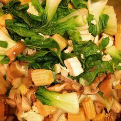 Mixed veggies #whatveganseat