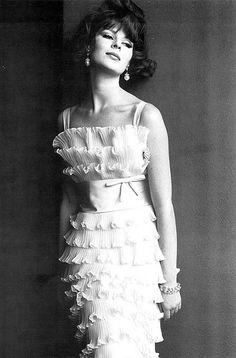 Paulene Stone, photo by John French, 1960s www.vintageclothin.com