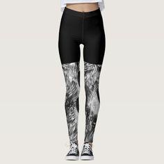 Discover Art leggings at Zazzle! Female Art, Creative Design, Designers, Leggings, Night, Pattern, Clothes, Collection, Black