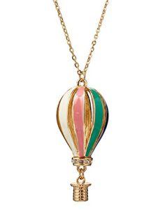 Pieces gania balloon necklace