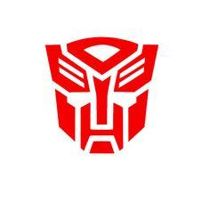Autobot Vinyl Car Decal Transformers Optimus Prime por DWSCreations