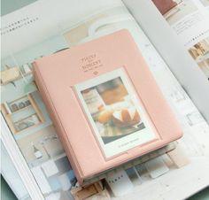 Amazon.com: NodArtisan Fuji Instax Mini Book Album For instax mini7s 8 25 50s Film: Arts, Crafts & Sewing