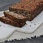 Bezlepkový chleba se semínky