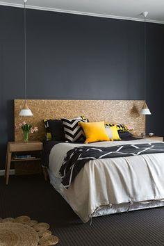 10 Perfect Bedroom Interior Design Color Schemes Design Build Ideas -- Like this color combination! Best Interior, Home Interior, Modern Interior, Interior Office, Townhouse Interior, Stylish Interior, Interior Paint, Home Bedroom, Bedroom Decor