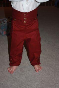 Skeleton suit pants tutorial