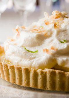 Key lime pie. FINALLY! Grain Free. Dairy Free. No refined Flour, no dairy or cream. Excellent Recipe.