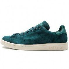 Adidas Boty Levně Originals Stan Smith Suede Rich Zelená Retro M17922 -  Adidas Obchod 849bf78462
