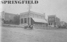 Springfield,NE. American State Bank 1908